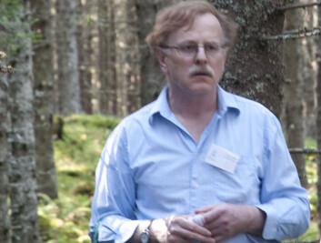 Victor Lieffers, professor i skogskjøtsel ved University of Alberta i Canada. (Foto: Lars Sandved Dalen)