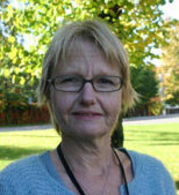 Berit Damtjernhaug, overlege og leder for det norske mammografiprogrammet. (Foto: Kreftregisteret)