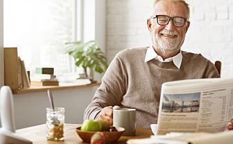 Hvor sannsynlig er det at folk vil jobbe gratis når de blir pensjonister?