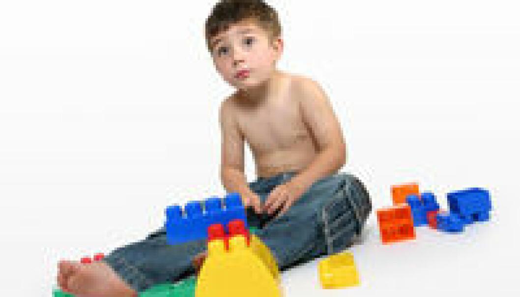"""""""Noen typer leketøy inneholder ftalater som forskere mistenker kan påvirke stoffskifte og kjønnsutvikling hos barn"""""""