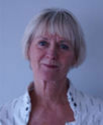 Elisabeth Severinsson (Foto: HiVE)