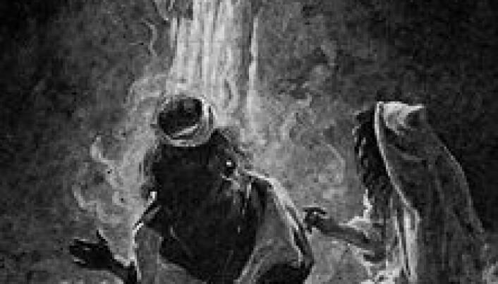 """""""Wiccabevegelsen tilbyr en nyreligiøs fortolkning av heksefenomenet."""""""