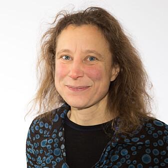 Barbara Zimmermann forsker på ulv ved Høgskolen i Innlandet.