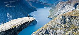 Langt flere tar dagsturer på Hardangervidda