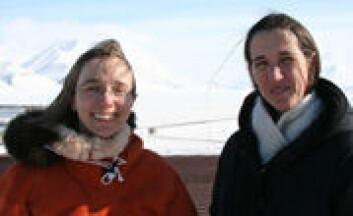 Inger Greve Alsos og Dorothee Ehrich er to av forfatterne bak studiet.
