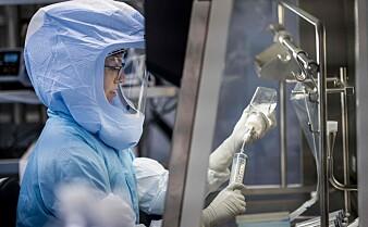 – Pandemien er intet mindre enn et paradigmeskifte for vaksiner