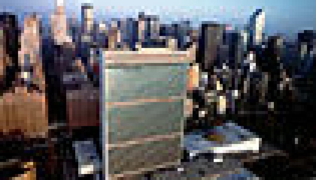 FN-bygningen i New York: Norge har fått et mer pragmatiske forhold til FN. Foto: FN
