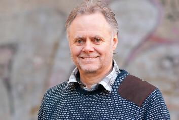 Førstelektor Jan Storø. (Foto: Sonja Balci/HiOA)