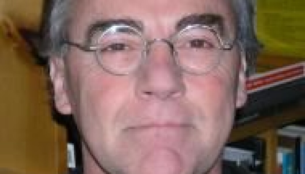 """Professor James Messerschmidt. (Foto: University of Southern Maine.)"""