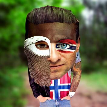 Den nordiske identiteten har vært under sterk innflytelse fra verden der ute. (Foto: (Montasje: Per Byhring / Colourbox))