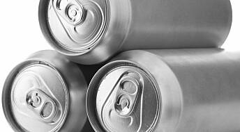 Avkoder styrken i aluminium