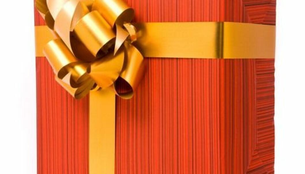 Å kjøpe til mange gir dårligere julegaver til alle
