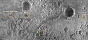 Hvor mye skrot er det på Mars?