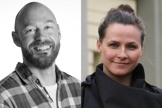 Erik Velldal og Lilja Øvrelid skal utvikle enda mer avansert språkteknologi sammen med representanter fra Medie-Norge.