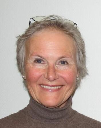 Ida Hydle. (Foto: Rannveig Svendby)