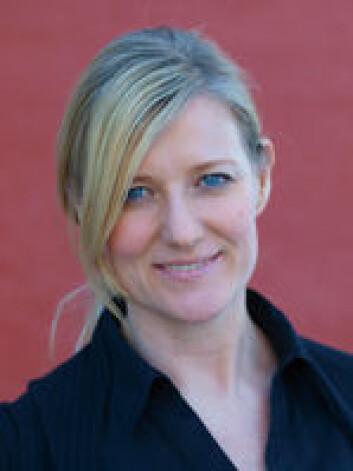 Gunhild Nyborg ved Institutt for helse og Samfunn. (Foto: UiO)