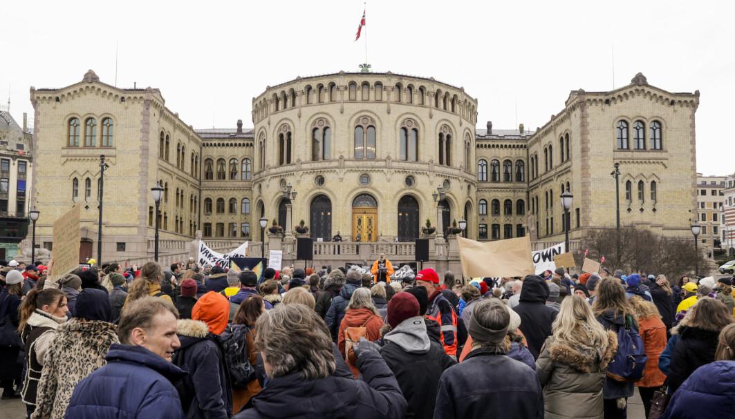 Undersøkelsen gir en bedre forståelse av hvilke grenser befolkningen setter for hva som er akseptable ytringer, opplyser forsker Kjersti Thorbjørnsrud.