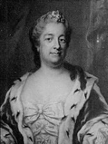 Svenske Eva Ekeblad ble som første kvinne medlem av det svenske Vetenskapsakedemien etter at hun beskrev hvordan man kunne lage sprit av poteter. Portrett av Gustaf Lundberg. (Foto: Wikipedia Commons)