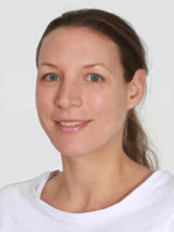 Katerina Nezvalova-Henriksen. (Foto: UiO)