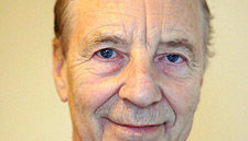 """""""Fysikkprofessor Egil Lillestøl kjemper for å bygge verdens første sikre akseleratordrevne kjernekraftverk i Norge."""""""