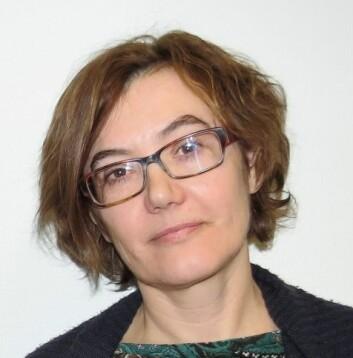 Anja Bredal. (Foto: Rannveig Svendby)