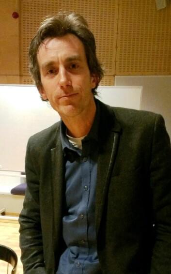 Berge Solberg (Foto: Hanne Jakobsen)