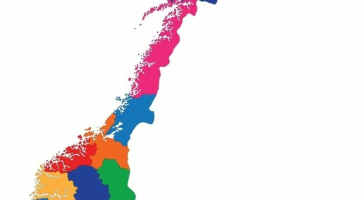 Kva skjedde med ideen om større regionar?