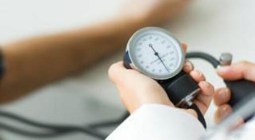 Avblåser revolusjon i blodtrykksbehandling