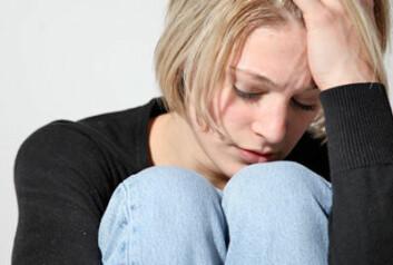 Det finnes få tiltak mot depresjon for ungdom, men et nytt lavterskeltiltak har vist god effekt. (Foto: iStockphoto)