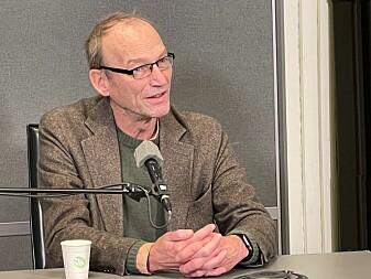 – Jeg er interessert i overgangen fra grunnforskning til et allment publikum, sier professor Thomas Hylland Eriksen.