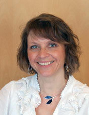 Cathrine Lund Myhre, seniorforsker ved NILU er prosjektleder for klimagass- og ozonovervåkningen i Norge.