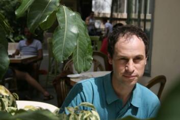 – Israels økonomiske vekst er basert på en stadig svekket sosial og miljømessig velstand. Vi trenger å smelte disse aspektene sammen, sier Shahar Dolev. (Foto: Runo Isaksen)