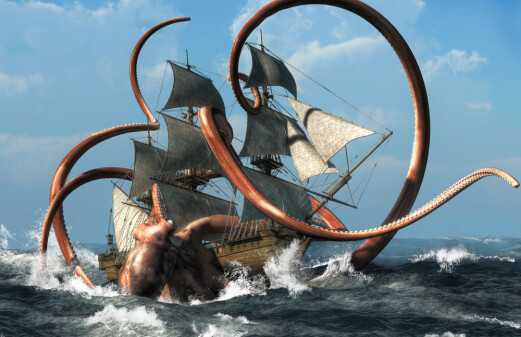 Sea monsters – and the natural explanations for them