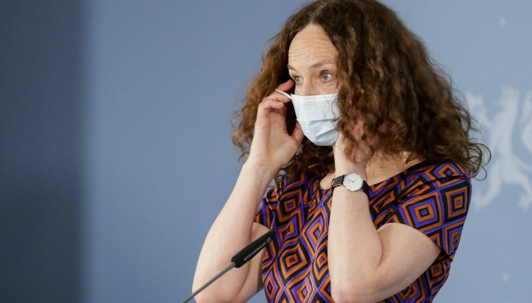 Direktør Camilla Stoltenberg i Folkehelseinstituttet.