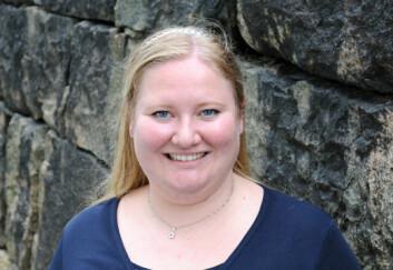 Postdoktor Natalia Mæhle, ved Samfunns- og næringslivsforskning (SNF). (Foto: Hallvard Lyssand/NHH)