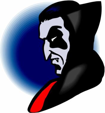 Skal man forstå Dracula, er det ikke nok å se ham som et rovdyr - kulturelt betinget frykt fra tiden da boka ble skrevet, finner også vei inn i teksten, forklarer Mathias Clasen. (Ill.: clipart.com)