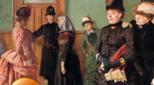 Podcast: Derfor malte han Albertine