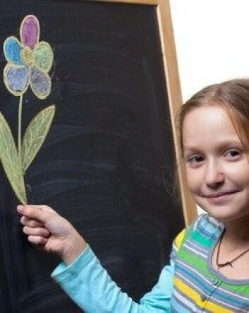 Kunst og kreativitet er et fantastisk drivstoff i undervisningen. Forsøk i danske skoler har undersøkt hvordan kreativiteten kan brukes i praksis. (Foto: Colourbox)