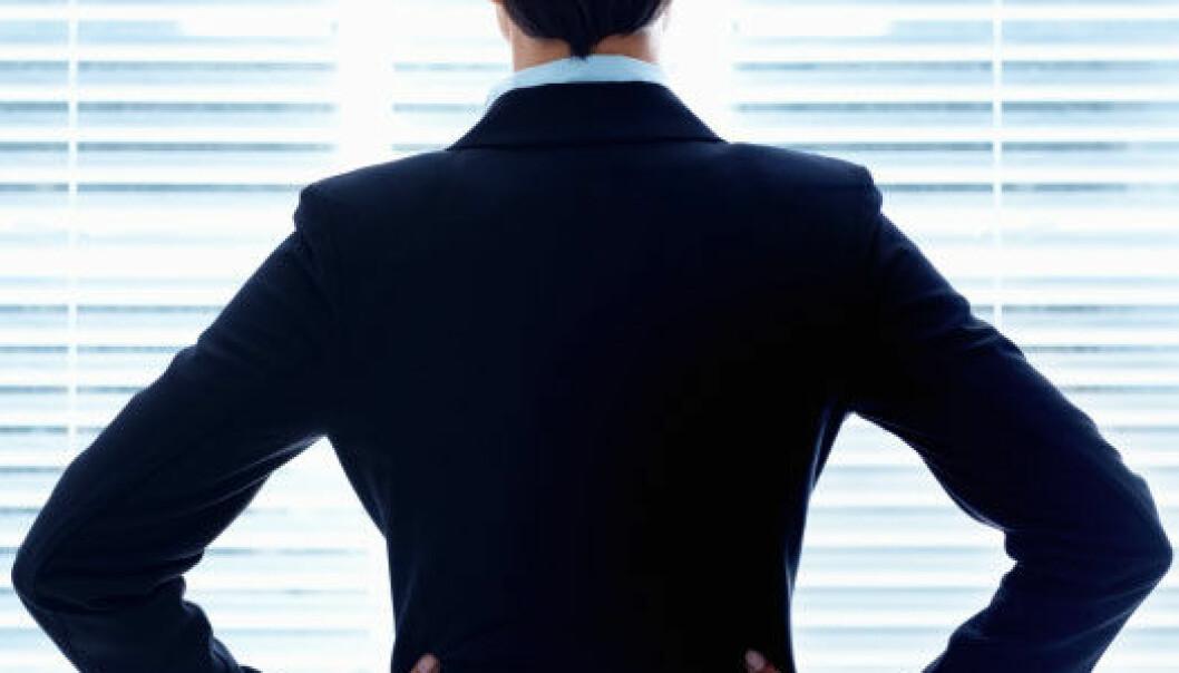 - Kvinnelige rådmenn slutter ikke tidlig
