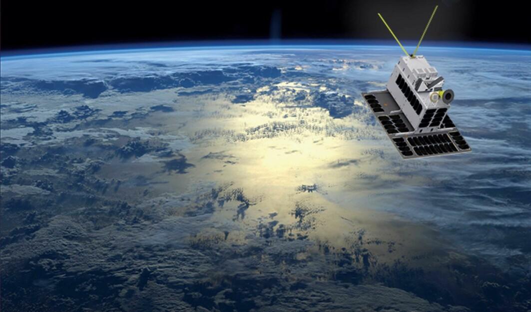 Radardetektoren til NorSat-3 skal gi enda bedre oversikt over skipstrafikken i norske farvann – også den trafikken som ikke ønsker å bli oppdaget.