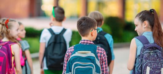 Slik får skolevegrere lyst til å komme tilbake til skolen