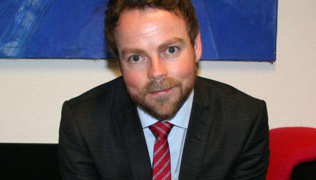 Torbjørn Røe Isaksen, 14.11.2013. Asle Rønning