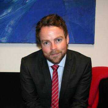 Torbjørn Røe Isaksen, 14.11.2013. (Foto: Asle Rønning)