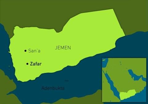 Kristen Arabisk Konge Gravd Fram I Jemen