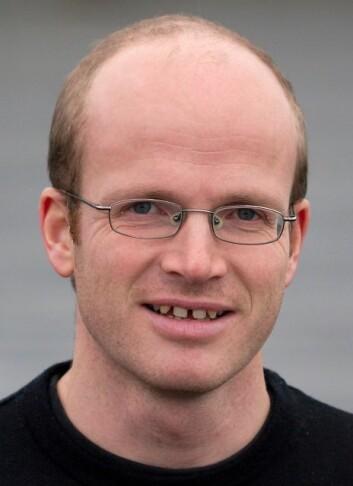 Johannes Skaar. (Foto: NTNU)