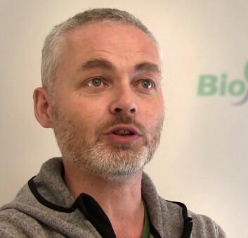 Erling Fløistad, Bioforsk plantehelse. (Foto: Arnfinn Christensen, forskning.no)