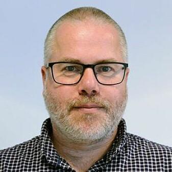 Sonnich Meier forsker på marin toksikologi ved Havforskningsinstituttet.