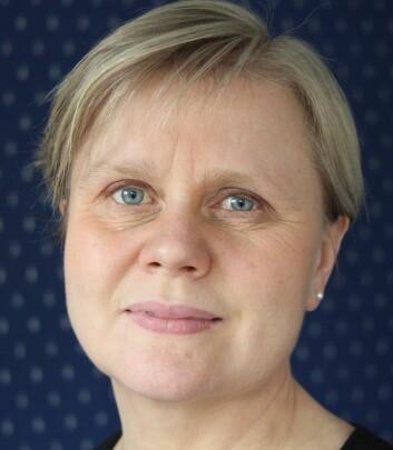 Annika Esscher. (Foto: Maria Lundberg)