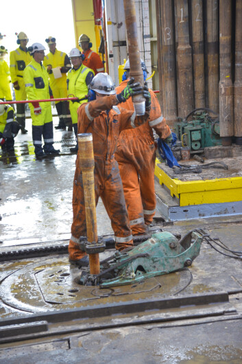 Et mye brukt argument for norsk oljeboring er at Norge gjør jobben renere enn andre land. Dette argumentet så dagens lys rundt 1997, etter at det gjennom Kyoto-avtalen ble etablert en global markedsmodell for omsetning av klimakvoter. (Foto: Øyvind Hagen / Statoil ASA)