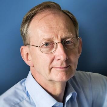 Sir John B. Pendry (foto: © Mike Finn-Kelcey / Imperial College London)